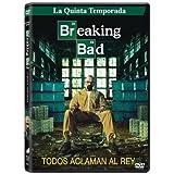 Breaking Bad - 5ª Temporada [DVD] subtítulos en Castellano