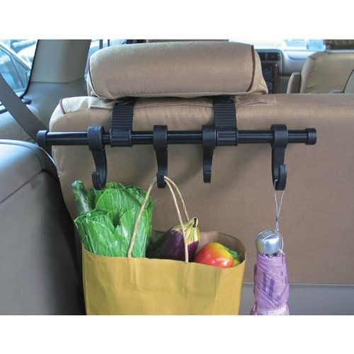 Maxsa 25524 Car Headrest Multi Hanger (Panasonic Phone Shoulder Rest compare prices)