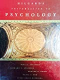 Introduction to Psychology (0155034073) by Atkinson, Rita L.