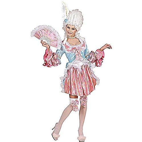 90432 - Sexy Deluxe Kostüm Barock Girl, Größe M