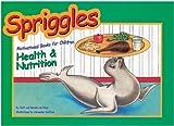 Spriggles Motivational Books for Children: Health & Nutrition