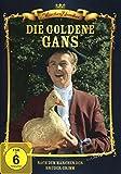DVD Cover 'Die goldene Gans