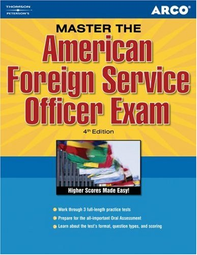 Foreign Service Officer Oral Exam