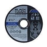 25 Pack Black Hawk 4-1/2