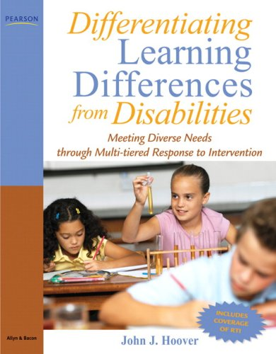 Differentiating Learning Differences from Disabilities:...