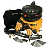 Factory-Reconditioned Bostitch CPACK2A-R 2-Tool Finish & Brad Compressor Combo Kit