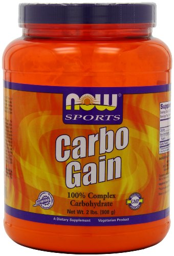 Now Foods Carbo Gain, 2-pound