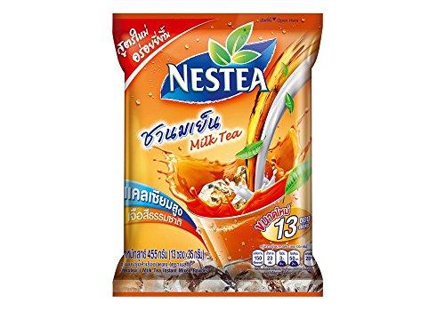 Nescafé Milk Tea - 455 G (13 Sachets) X2 Pack