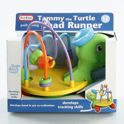 Fun Time Tammy the Turtle Bead Runner - 1