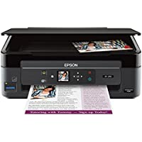 Epson Expression Home Xp340 Color Inkjet All-in-One Printer (Black)