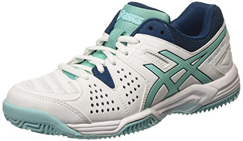 ASICS - Gel-padel Pro 3 Sg, Zapatillas de Tenis Mujer, Blanco