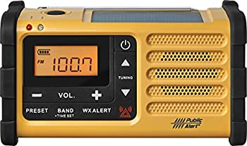 Sangean MMR-88 Emergency Alert Radio