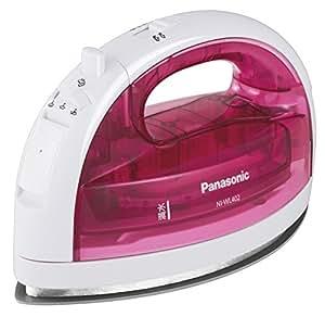パナソニック コードレススチームアイロン ピンク NI-WL402-P