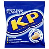 KP Original Salted Peanuts 50g - Pack of 24