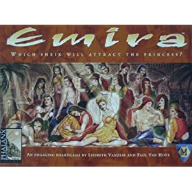 Emira board game!