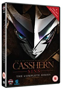 Casshern Sins Complete Series Collection [DVD]