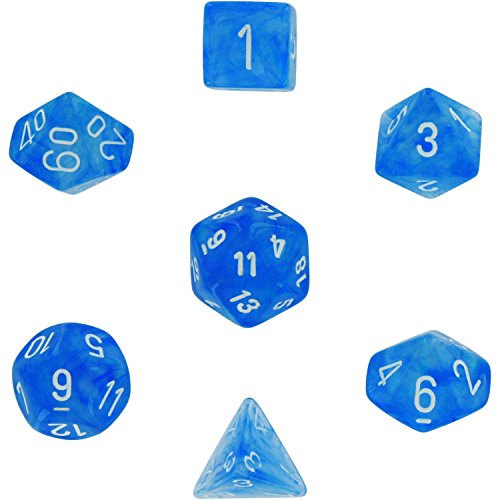 chessex-dice-polyhedral-7-die-borealis-dice-set-sky-blue-w-white-toy