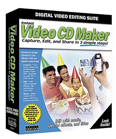 Instant Video CD Maker