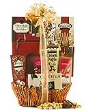 Wine.com Chocolate Decadence Gift Basket