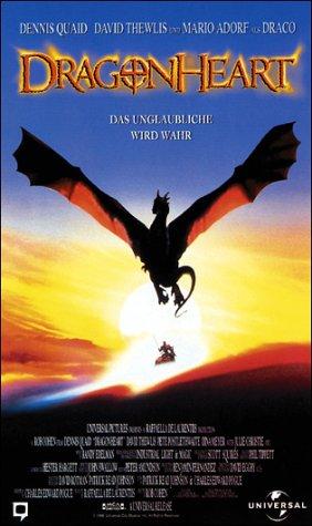 Dragonheart [VHS]