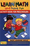 img - for Learn Math and Have Fun: Activity Book for Preschoolers book / textbook / text book