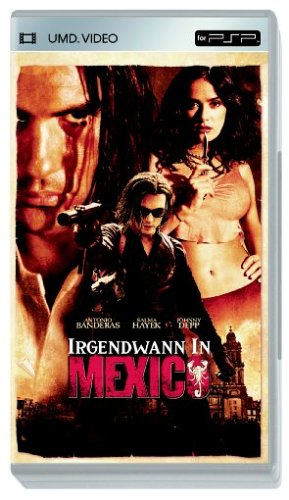 Irgendwann in Mexico [UMD Universal Media Disc]