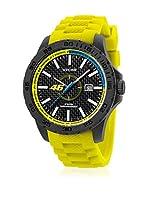 VR46 Valentino Rossi VR1 by TW Steel Reloj con movimiento Miyota Vr1 Amarillo 40  mm