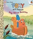 Big River Rescue (Little Golden Storybook) (0307162613) by Kleinberg, Naomi