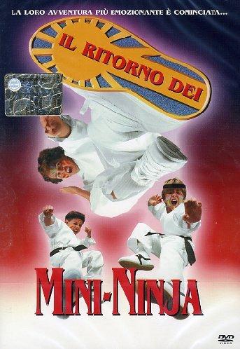 Il ritorno dei mini-Ninja [IT Import]