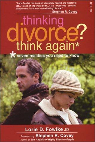 Thinking Divorce? Think Again!