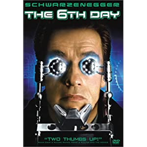 Click to buy Arnold Schwarzenegger Movies: The 6th Day from Amazon!
