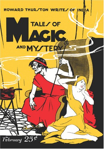 Pulp Classics: Tales Of Magic And Mystery February 1928