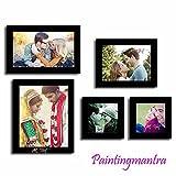 Precious Bits Gallery Wall - Set of 5 Individual wall Photo Frames