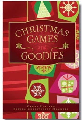 Christmas Games and Goodies by Kimiko Hammari, Kammi Rencher (2008) Paperback