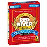Red River Original All Natural Hot Cereal, 16-Ounce Boxes (Pack of 6) ~ Red River