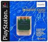 echange, troc Memory card Playstation transparente