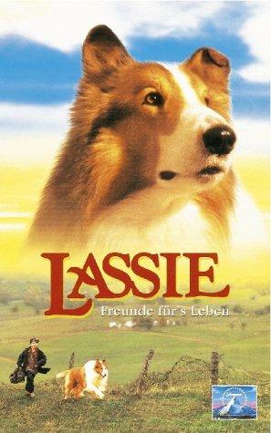 Lassie - Freunde für's Leben [VHS]