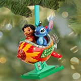 Lilo & Stitch Sketchbook Ornament