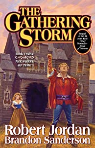 "Cover of ""The Gathering Storm (Wheel of T..."
