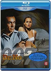 James Bond: James Bond contre Dr. No [Blu-ray] [Import belge]
