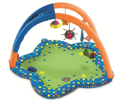 Manhattan Toy Whoozit Tummy Time Arches Playmat front-1048940