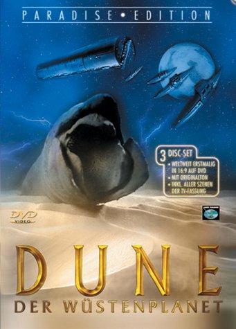 Dune - Der Wüstenplanet - Paradise Edition [3 DVDs]