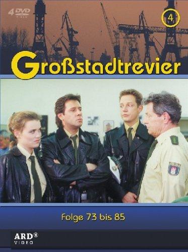 Großstadtrevier - Box 4 (Staffel 9) (4 DVDs)