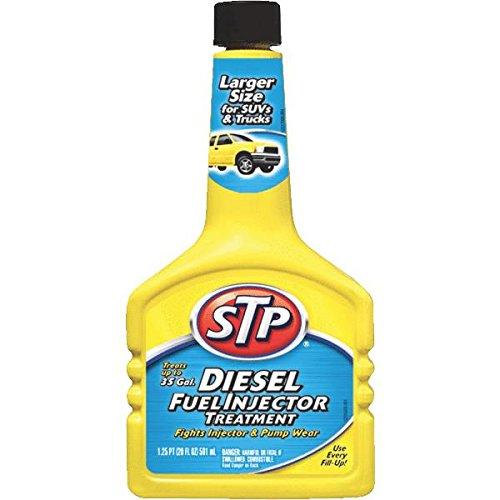 Stp Diesel Fuel Treatment & Injector Cleaner 1.25 Pt (20 Fl Oz) 591 Ml