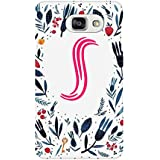 AMAN Pattern S 3D Back Cover For Samsung Galaxy A7 2016