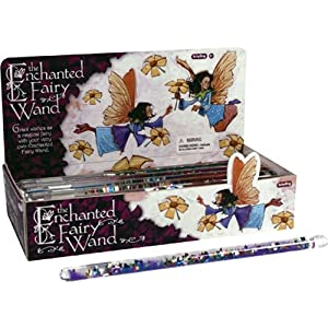 Schylling WW Enchanted Fairy Wonder Wand (Colors May Vary)