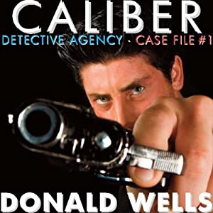 Caliber Detective Agency Audiobook
