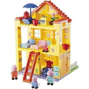 casa peppa pig amazonfr jeux et jouets