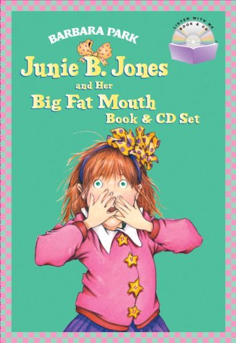 Junie B. Jones and Her Big Fat Mouth Book & CD Set (A Stepping Stone Book(TM))