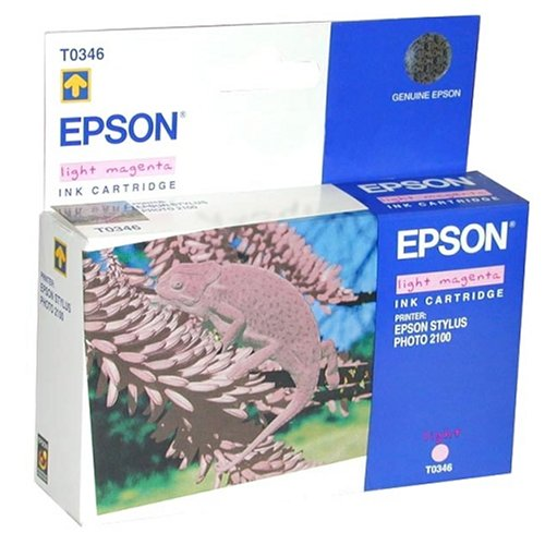 Epson T0346 Cartouche d'encre Magenta Clair